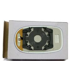 Piastra Specchio retrovisore x ALFA ROMEO 166 vetro SX sinistro asferico TERMICO