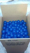 24 WIFFLE® Golf Balls Plastic Practice Poly Golf Balls Blue