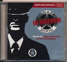 Mardi Gras Presents -Sleaze 2002: In Uniform - 2cd Like new