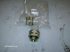 Parker Straight Thread Connector 20-F50HA0-S (NEW)