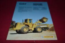 Caterpillar 950E Wheel Log Loader Dealer's Brochure DCPA6 ver