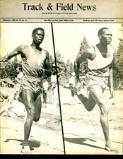 1969 Track & Field News September Naftali Bon Kipchoge Keino 37617