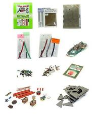 More details for various makes 'n' gauge lot of assorted railway accessories/figures *unboxed*