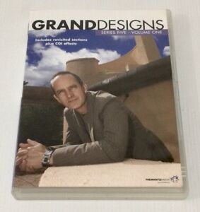 Grand Designs Series Five Volume One DVD 2 Disc Set Series 5 Volume One