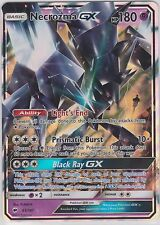 Pokemon TCG Burning Shadows 63/147 Necrozma GX Holofoil Rare Card