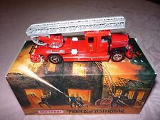 MATCHBOX YFE 05 1932 MERCEDES-BENZ LADDER TRUCK