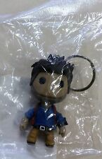 Official Uncharted 4 Nathan Drake Sackboy Keyring - New & Sealed - Rare