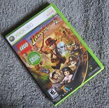"""Lego Indiana Jones 2  """"The Adventure Continue"""" - XBOX 3"""