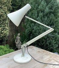 VINTAGE HERBERT TERRY WHITE ANGLEPOISE 90 LAMP