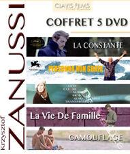 Krzysztof Zanussi Collection NEW PAL Classic 5-DVD Set Z. Zapasiewicz Poland