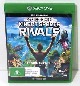 Kinect Sports Rivals (Kinect Sensor Required) - Xbox One - Free Post