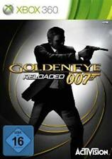 Xbox 360 James Bond Golden Eye 007 Reloaded  DEUTSCH  Sehr guter Zustand