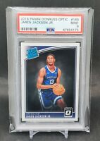 2018 Optic #188 Jaren Jackson Jr Memphis Grizzlies Rookie RC PSA 9 GEM 47654175