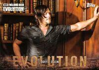 DARYL DIXON (Norman Reedus) / Walking Dead Evolution BASE Trading Card #21