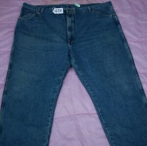 WRANGLER JEAN Pants for Men-W48 X L29. TAG NO. 47K