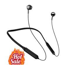 Sports Gym Wireless Bluetooth Earbuds HiFi Stereo Headphone Earphone Headset Mic