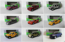 Welly Chevrolet DieCast Vehicles