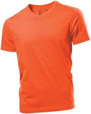 Einfarbige Hanes Herren-T-Shirts