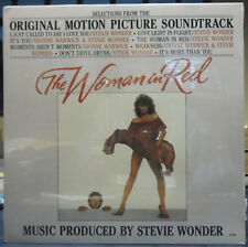 Stevie Wonder The Woman In Red Soundtrack LP Motown 6108ML Gatefold SEALED 1984