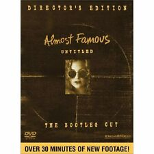 New listing Almost Famous: The Bootleg Cut (Director's Edition)