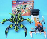 LEGO 7691 - ETX Alien Mothership Assault - Space / Mars Mission - 2007
