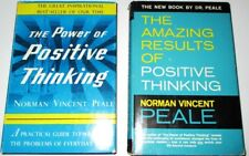 NORMAN VINCENT PEALE THE POWER OF & THE AMAZING RESULTS OF POSITIVE THINKING 2