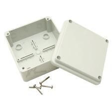 Outdoor Impermeabile IP56 adattabile box alloggiamento resistente alle intemperie 100 x 100 x 50mm
