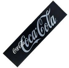Coca Cola Noir/Argent/Blanc Barre Wetstop Chemin 900mm x 240mm ( Pp )