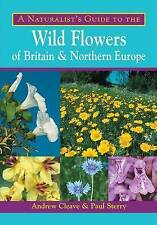 Guide to the Wild Flowers of Britain and Northern Europe by Cleave - New Book