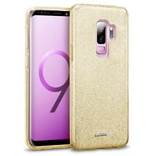 Funda para Móvil Samsung Galaxy S9 Plus silicona Protección cover brillo Slim
