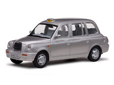 TX1 London Taxi Cab 1998 Platinum Silver 1:43 Model 10203 VITESSE