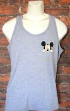 MENS NEFF DISNEY COLLECTION MICKEY MOUSE TANK TOP T-SHIRT SIZE M