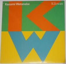 """Kazumi Watanabe - Kilowatt - original 1989 U.S. 12"""" lp vinyl"""