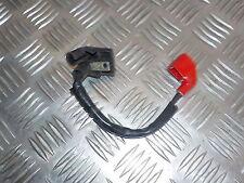 Honda 125 CBR - JC39A - Cable de la Batterie au relais de demarreur
