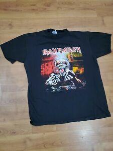 Iron Maiden 666 Fm Vintage Original Shirt XL