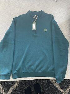 Masters Berckmans Place Pullover Sweater Sweatshirt Jacket Men M