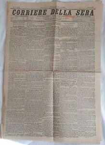CORRIERE DELLA SERA 19 20 NOVEMBRE 1897 BARATTIERI FUNERALI BOTTERO MELZO CAMPI