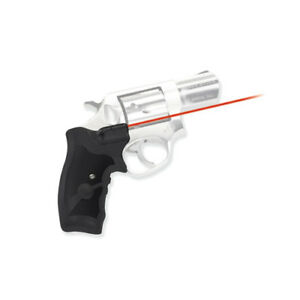 Crimson Trace Ruger SP-101, Overmold, Front Activation, Red Laser  (LG-303)