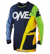 NEW ONE INDUSTRIES VAPOR STRATUM JERSEY MX ATV BMX ADULT XXLARGE XXL
