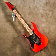 Ibanez Left Handed Genesis Collection RG550 Road Flare Red Lefty Guitar