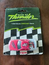 Cole Trickle #46 Superflo Days Of Thunder 1990 Chevrolet Lumina Rubber Tires