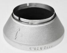 Zeiss Chrome 1110 A28.5mm slip-on hood  #2