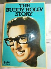 BUDDY HOLLY - THE BUDDY HOLLY STORY - OZ 3 X CASSETTE BOX SET -ROCK N ROLL