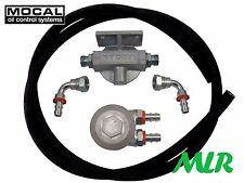 MOCAL REMOTE OIL FILTER KIT FOR SUBARU HONDA MAZDA PORSCHE ENGINES M20 FK6