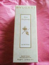 !!  EAU PARFUMEE AU THE Blanc de Bvlgari 75ml / 2.5oz , New & Sealed, UNISEX