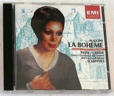 LA BOHEME - Highlights - FRENI / GEDDA - SCHIPPERS - CD Nuovo Unplayed