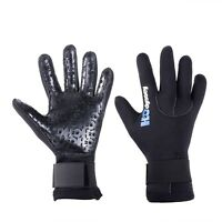 H2Odyssey 5mm Neoprene Thermal Diving Glove with Extra Grip Palm