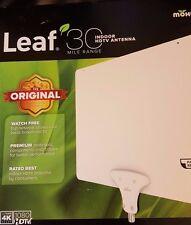 Mohu Leaf 30 Paper Thin Leaf Indoor Premium HDTV Antenna-Brand New