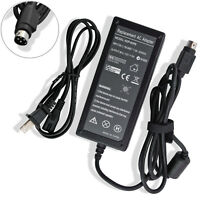 12V 4-Pin AC Adapter Charger For Sanyo CLT1554 LCD TV Monitor Power Supply Cord
