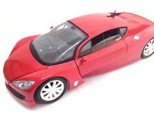 1/18 PEUGEOT RC CONCEPT CAR SOLIDO DIECAST COCHE METAL ESCALA